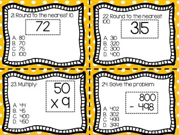 Numbers and Operations in Base Ten QR Codes