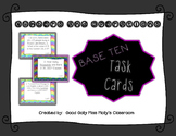 Common Core Math- Numbers and Operations in Base Ten Task Cards
