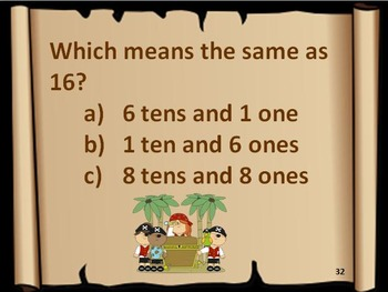Numbers and Operations in First Grade, Set 1