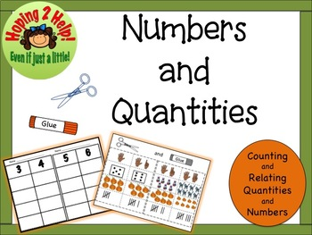 Numbers and Quantities