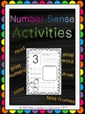 Numbers and Quantities for Early Primary Mathematics - Num