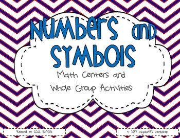 Numbers and Symbols