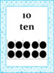Numbers and Ten Frames