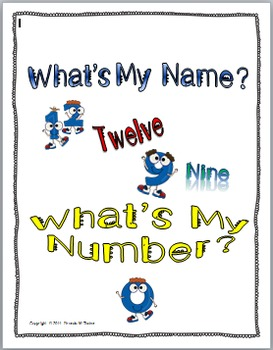 Numbers and Their Number Names