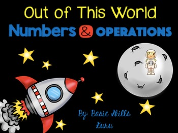 Numbers and operations 1-20
