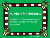 Numbers for Christmas