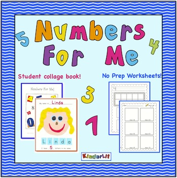 Numbers For Me In the World
