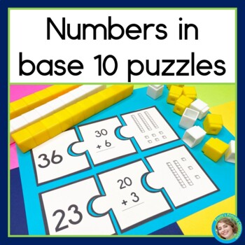 Numbers in Base 10 Puzzles
