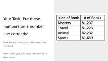 Numbers in Between