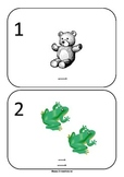 Numbers in Chinese 1-20 Flashcards