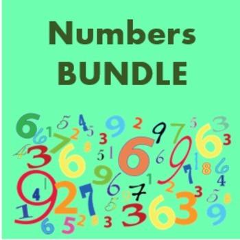 Numbers in English Bundle