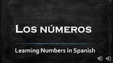 Numbers in Spanish - Los Numeros