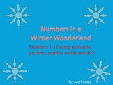 Numbers in a Winter Wonderland