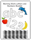 Numbers,  letters and words Worksheet, counting, reading a