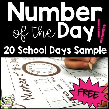 The First 20 Days Worksheets Teaching Resources TpT