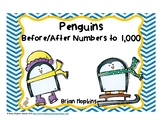 Numbers to 1,000 Penguin Race