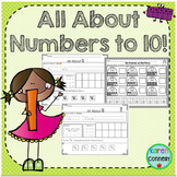 Numbers to 10 Printables