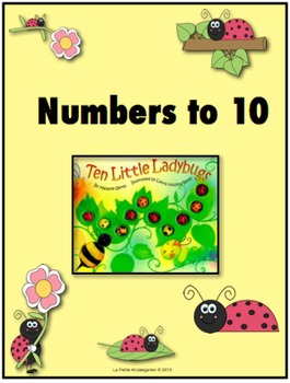 Numbers to 10