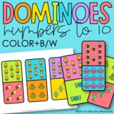 Numbers to 10 Dominoes