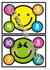 Numbers to 10 Math Center Game - Happy Bingo