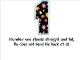Numbers to 10 Poems Kindergarten (Smartboard)