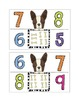 Numbers to 10: Puppy Count and Clip Stations