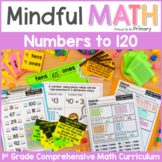 Numbers to 100 & 120 for First Grade {Place Value, Skip Counting}