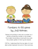 Numbers to 100 Activity