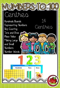 Numbers to 100 Centres