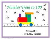 Numbers to 100 Train