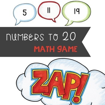 Numbers to 100 - ZAP math game