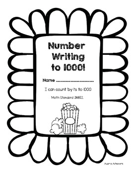 Numbers to 1000