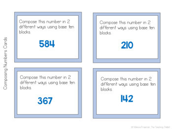 Numbers to 1000 Unit for Grade 3 (Ontario Curriculum)