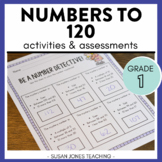 Number Sense Activities: Numbers to 120