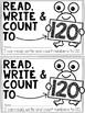 Numbers to 120 { Mini Math Book }