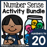 Numbers to 20 Activity Bundle - Number Sense