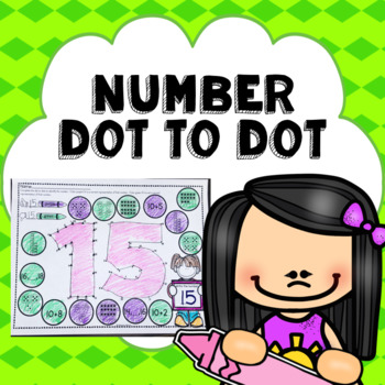 Numbers to 20 Dot to Dot