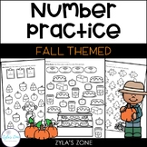 Numbers to 20 - Fall