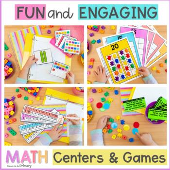 Kindergarten Math: Numbers to 20