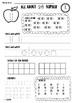 Numbers to 20 (Teen Number activities & Worksheets)