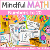 Numbers to 20 - First Grade Mindful Math