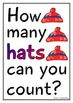Numbers to 20 (Small Wooly Hats)
