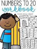 Numbers to 20 Workbook