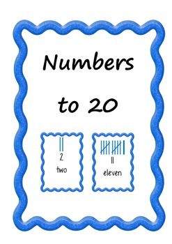 Numbers to 20