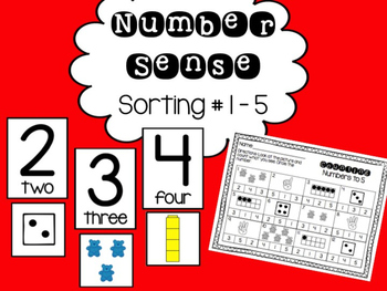 Numbers to 5