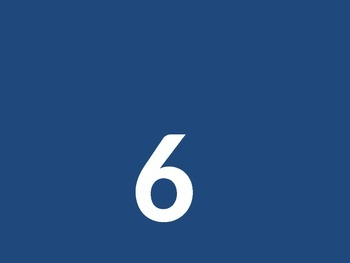 Numbers to 9