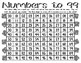 Numbers to 99: A Double Digit Number Game for 10-Sided Dic