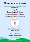 Numbers to Know - Introductory Learning Activities - How t