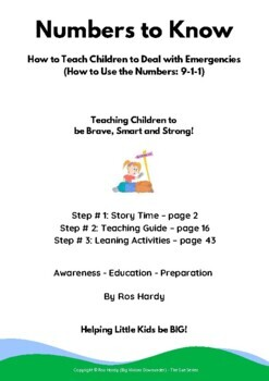 Numbers to Know – How to Teach Children to Deal with Emergencies – (911)