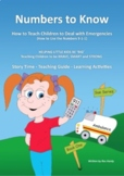 Numbers to Know – (911) – How to Teach Children to Deal with Emergencies